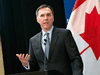 Finance Minister Bill Morneau might not be able to resist the temptation to raise the capital gains inclusion rate in his spring budget, according to a rumour floating around.