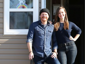 Shawn Tavenier and Emily Scantlebury are livestreaming Silver Lining Sessions.