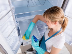 Health officials recommend cleaning and disinfecting surfaces to prevent the spread of viruses.