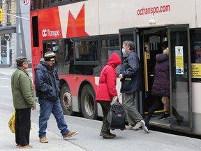 OC Transpo reports worker has been diagnosed with COVID-19