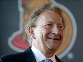 Files: Senators owner Eugene Melnyk