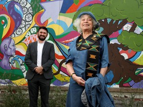 Rabbi Idan Scher and June Girvan have teamed up to campaign for the importance of formally recognizing the United Nations International Decade for People of African Descent.
