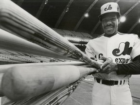 Expos greats among former pro a…