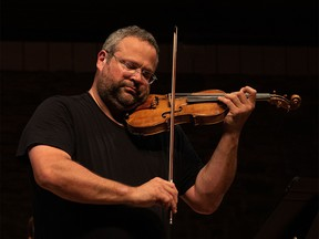 The esteemed Israeli-born violinist Yehonatan Berick, a music professor at the University of Ottawa, died after a short battle with cancer. He was 52.