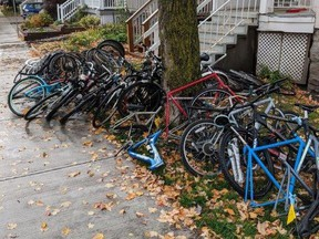 Hot Wheels initiative results in the recovery of 29 stolen bikes