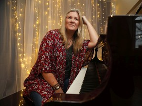 Russell's Tara Shannon will perform a song she composed especially for the Saying Goodbye Concert on Sunday.