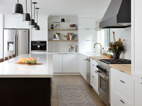 Ventilation hoods become a decorative focal point, says Michelle Berwick.