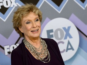 FILE - JANUARY 27: Award-winning actress Cloris Leachman has passed away at 94 at her home in Encinitas, California.