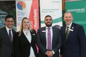 Algonquin College launches its Diversity and Equity Policy.
