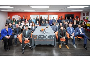 Operating for over 18 years, Grade A specializes in providing personalized IT support for SMBs across a number of industries. The Ottawa company recently announced its merger with Convergence Networks of Portland, Ore.