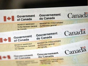 CERB was one of the centrepieces of the federal government's response to the COVID recession.
