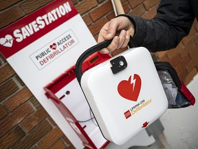 The SaveStation houses a life-saving automated external defibrillator that is clearly marked for public use. The technology built into the SaveStation allows for 24/7 monitoring to ensure it is always ready and will take a picture when the cabinet is opened. The cabinet keeps the AED warm in winter and cool in summer.