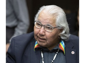 Murray Sinclair recently retired from the Senate. Appointing him governor general would be a crowning achievement.