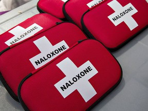 All Ottawa police officers carry Naloxone kits. They administered the medication 115 times in 2020, and the service says 103 lives were saved. In 2021 so far, eight people have been given another chance at life.