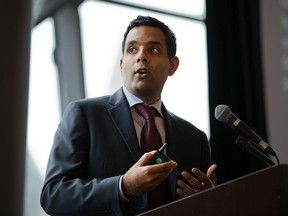 Dr. Samir K. Sinha, pictured here in 2014, is the chair of the National Long-Term Care Services Standard's technical committee. Wayne Cuddington/ Ottawa Citizen