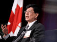 Ivison: Colourful words of Chin…