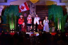 The Oh Canada, Eh?! team has adjusted the production for socially-distanced audiences, and is looking forward to a safe return to the stage in September 2021.
