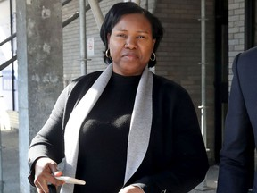 Aissatou Diallo faces three charges of dangerous driving causing death and 35 charges of dangerous driving causing injury in connection with the OC Transpo bus crash at Westboro Station in January 2019.