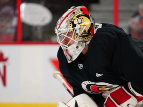 Ottawa Senator, Matt Murray