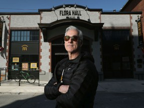 "Dave Longbottom, owner of Flora Hall Brewery, said it was ""glaringly inconsistent, punitive and unfair"" to close patios while allowing large stores to be open at 50 per cent occupancy."