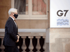 Canada's Foreign Affairs Minister Marc Garneau arrives as G7 foreign ministers meet at Lancaster House in London, Britain, May 5, 2021.