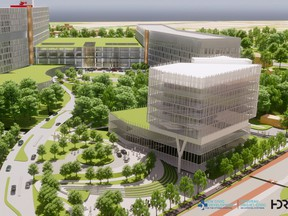 New Ottawa Civic Campus designs.