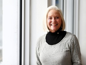 Barbara McInnes was someone who, according to CHEO CEO Alex Munter, could connect, cajole and mobilize people.