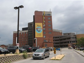 Hull Hospital at 116 Boulevard Lionel-Émond in Gatineau Tuesday.
