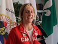 From the celebration of Gaby Dabrowski Day in Ottawa.
