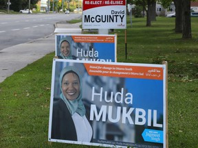 """Ottawa South NDP candidate Huda Mukbil  said that until Canadians elect a more diverse, """"then we're not having our voices heard or our issues prioritized."""""""