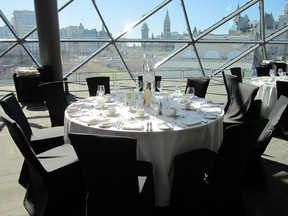 Situated along the bank of the Rideau Canal in the heart of downtown Ottawa, the Shaw Centre is the ideal location for small and medium-sized businesses to host in-person meetings, staff parties and client events. SUPPLIED PHOTOS