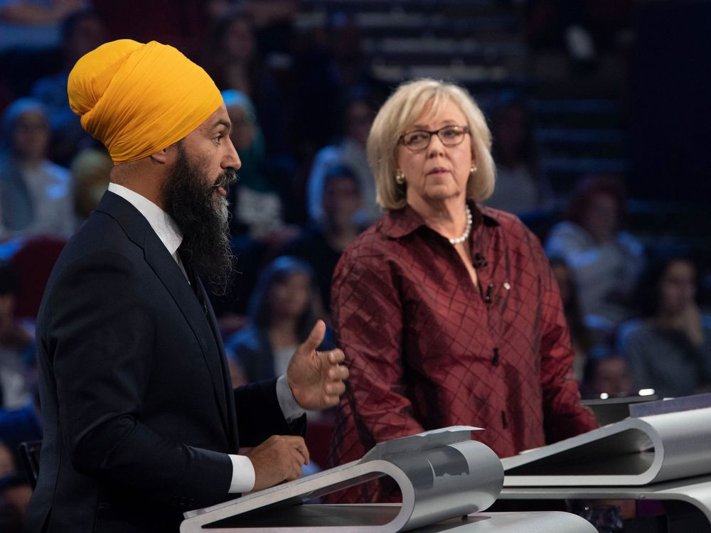 Packer: Given Canada's election outcome, a coalition might do the trick