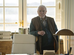 Files: Brian Cox plays the patriarch in HBO's Succession