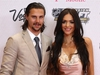 LAS VEGAS, NV - JUNE 21:  Erik Karlsson of the Ottawa Senators and Melinda Currey attend the 2017 NHL Awards at T-Mobile Arena on June 21, 2017 in Las Vegas, Nevada.  (Photo by Bruce Bennett/Getty Images)