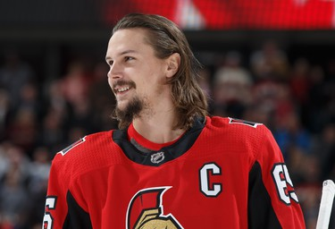 Will the Senators trade captain Erik Karlsson ahead of the NHL draft on Friday? GETTY IMAGES