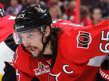 Sunday marked the first time the Senators could start to formally negotiate a contract extension with Erik Karlsson, whose current deal expires in July 2019.