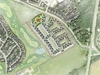 Mattamy Homes has released a concept plan for a new residential subdivision that would eat up a portion of the Stonebridge Golf Club in Barrhaven, requiring changes to the golf course layout. Mattamy owns the golf course. Source: Mattamy Homes