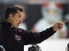 Ottawa Senators head coach Guy Boucher talks to his team during training camp in Ottawa on Friday, Sept. 14, 2018. THE CANADIAN PRESS/Sean Kilpatrick ORG XMIT: SKP105
