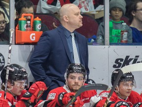 'We're proud of the way we have played and with the development of our guys,' Ottawa 67's coach André Tourigny said.