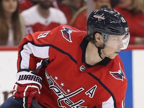 Nicklas Backstrom of the Washington Capitals. (PATRICK SMITH/Getty Images files)