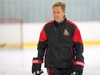 Assistant coach Rob Cookson as the Ottawa Senators hold their annual development camp at the Bell Sensplex. (WAYNE CUDDINGTON) Assignment - 124155