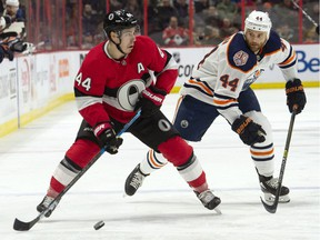 Ottawa Senators centre Jean-Gabriel Pageau will sit for one game as the result of an illegal hit.