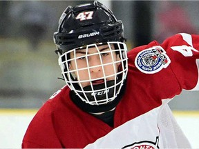 Sault native Jack Matier was chosen by the Ottawa 67s in the first round of the OHL draft.