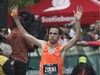 Mohammed Ziani of Morocco wins the men's 10k run at the Ottawa Race Weekend on Saturday, May 25, 2019.  (Patrick Doyle)  ORG XMIT: 0526 raceweekend 19