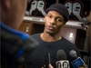 Quarterback Dominique Davis chats with reporters during the Ottawa Redblacks season-ending media availability, following the end of the CFL regular season, at TD Place, Sunday, November 3, 2019.  Ashley Fraser/Postmedia