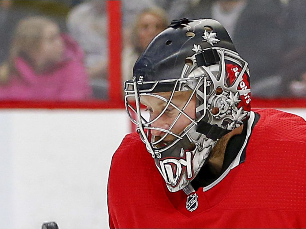 GARRIOCH: Craig Anderson is ready for the next chapter as he leaves the Ottawa Senators
