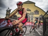 The Super League Triathlon Qualifier was held this weekend around Lansdowne Park and the Rideau Canal. Competitors of the Youth and Junior Boys Enduro Race fly past the Aberdeen Pavilion during the event Saturday August 3, 2019.   Ashley Fraser/Postmedia