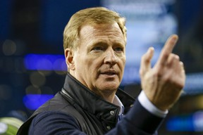 NFL commissioner Roger Goodell said this week that the draft will take place as planned. (USA TODAY SPORTS)