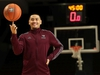 Calvin Epistola, University of Ottawa's men's basketball team member at TD Place in Ottawa Tuesday March 3, 2020. Teams are preparing at TD Place for the upcoming 2020 U Sports Final 8 Championships. Tony Caldwell
