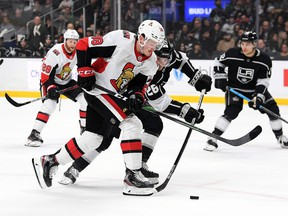 The last time we saw the Senators on the ice was March 11 aainst the Los Angeles Kings.